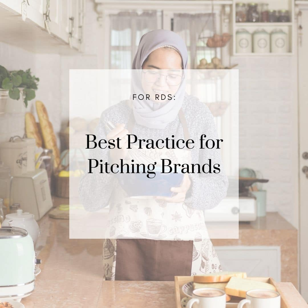 Best Practice for Pitching Brands